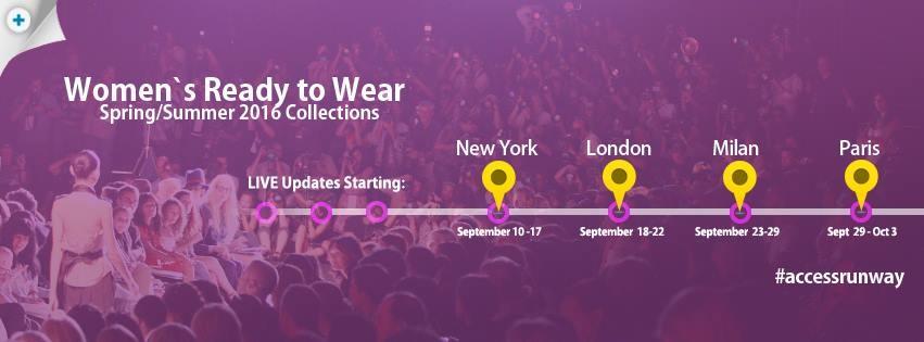 New York Fashion Show - SS 2016
