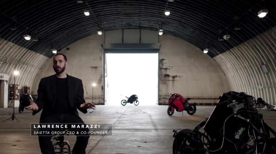 Next Generation Saietta - Lawrence Marazzi - Saietta Group CEO and Co-Founder