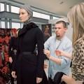 Nick Waplington - Alexander McQueen Working Process, Tate Britain, London