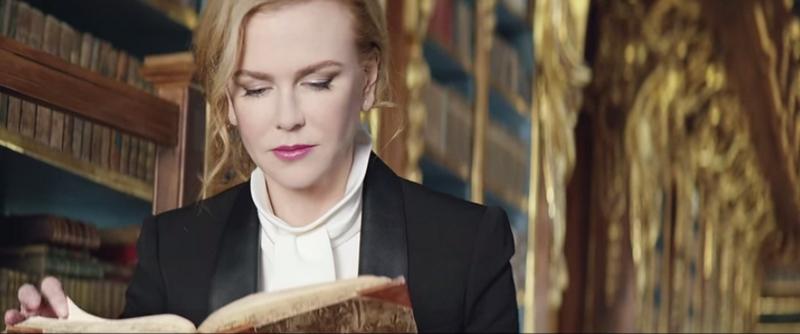 Nicole Kidman Flying Reimagined