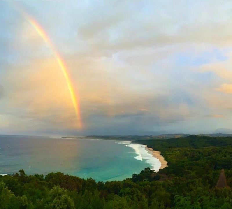 Nihiwatu Resort - Sumba Island-rainbow