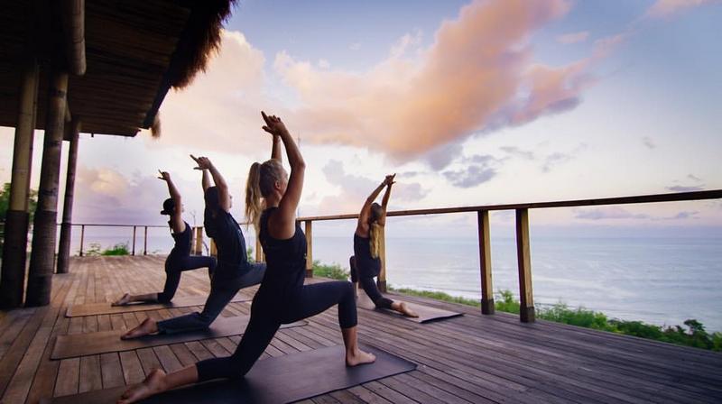 Nihiwatu Resort - Sumba Island-yoga classes