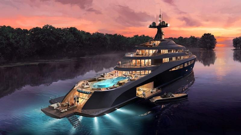 Nobiskrug Radiance superyacht 2015