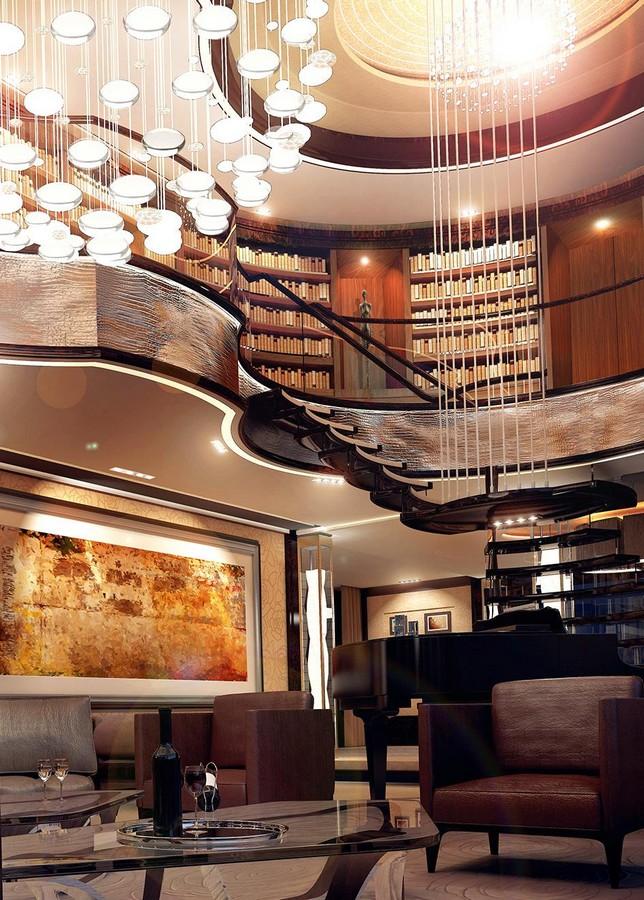 Nobiskrug x Claydon Reeves Radiance superyacht 2015- piano