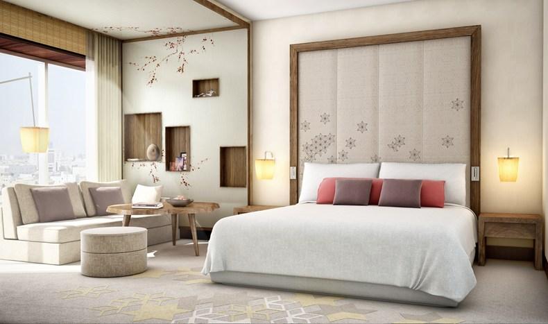 Nobu Hotel Riyadh-room