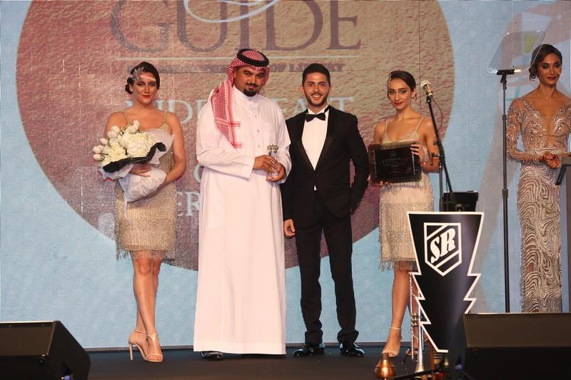 Nozomi - best Luxury Restaurant in Saudi Arabia at Luxury Lifestyle Awards 2016-Conrad Dubai