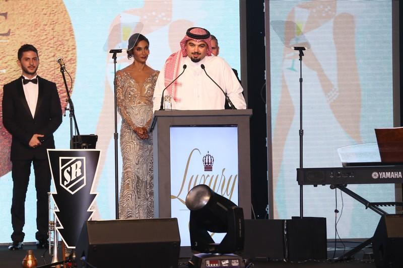 Nozomi - best Luxury Restaurant in Saudi Arabia at Luxury Lifestyle Awards 2016