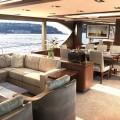 OA 100 Ocean Alexander-deck