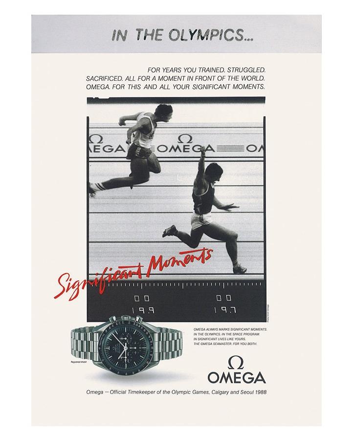 OMEGA Olympic timekeeping-