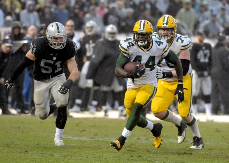 Oakland Riders Green Bay Packers