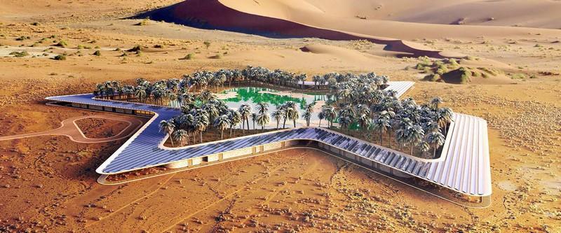 Oasis Eco Resort UAE by Baharash 2016