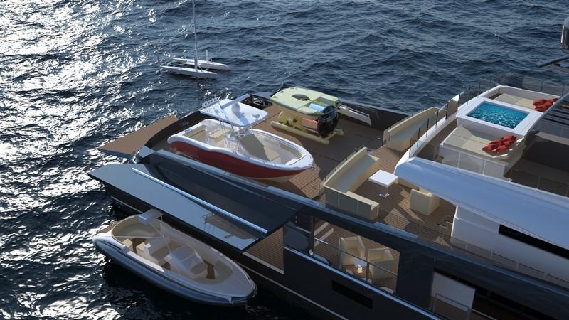 Ocea Nemo 44 Sport Utility Yacht