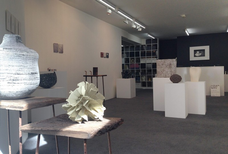 Officine Saffi at London Craft Week - a perspective on contemporary ceramics and design---