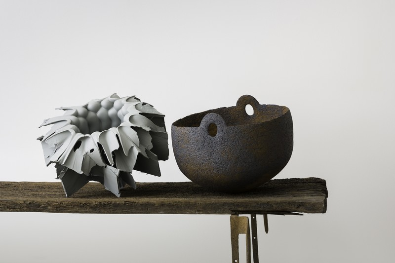 Officine Saffi at London Craft Week - a perspective on contemporary ceramics and design