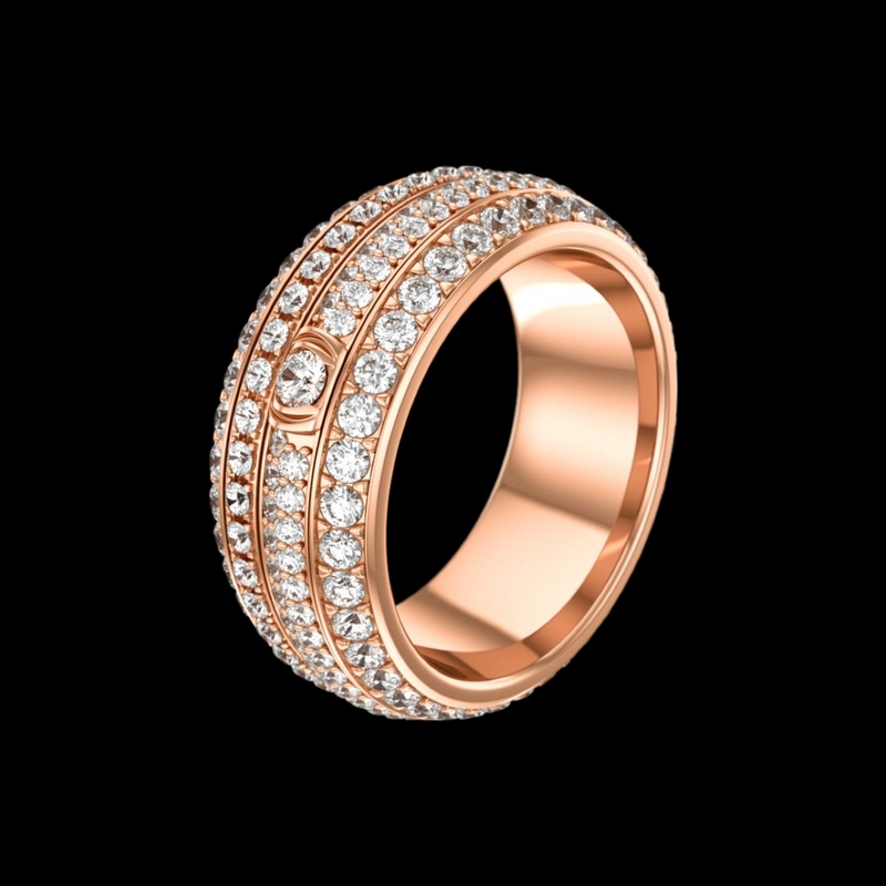 Olivia Palermo for Piaget Posession ring