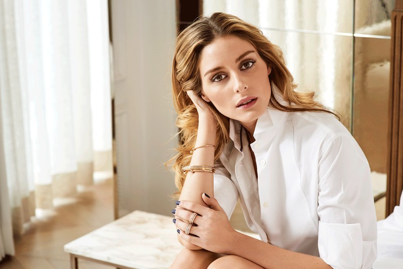 Olivia Palermo for Piaget Posession