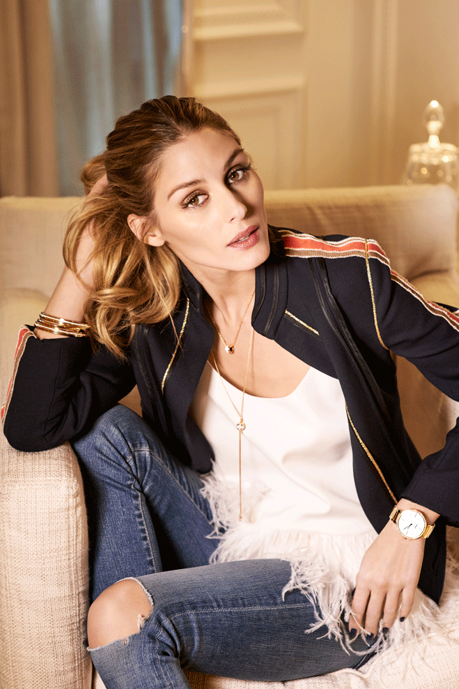 Olivia Palermo for Piaget Posession2016--00