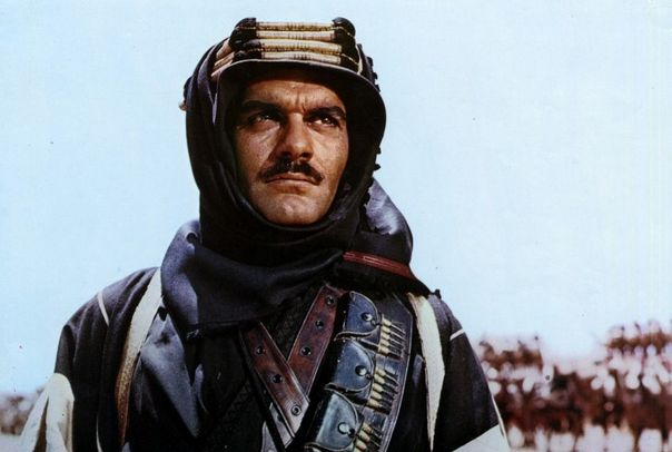 Omar Sharif - Lawrence of Arabia