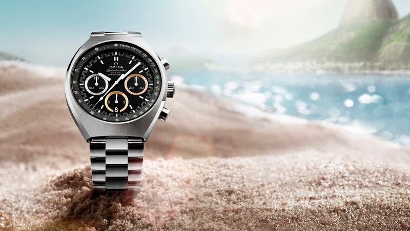 Omega Watches for Rio 2016 - the perfect olympic games memory-