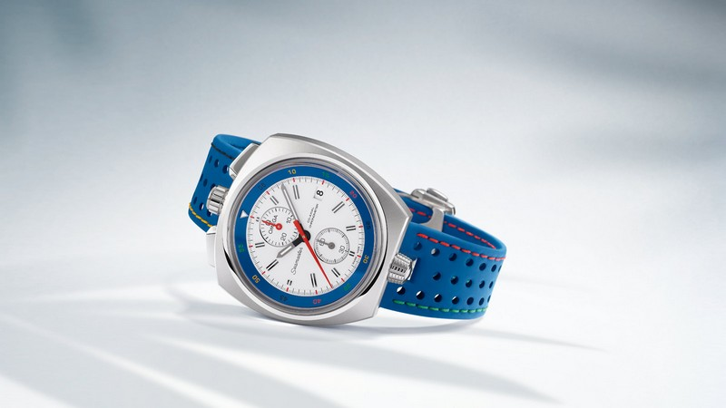 Omega Watches for Rio 2016 - the perfect olympic games memory