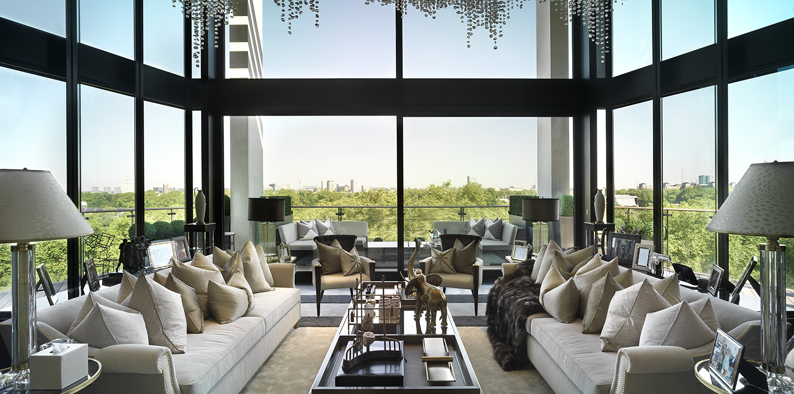 Luxury Tech Gifts One Hyde Park Penthouse London2luxury2 Com