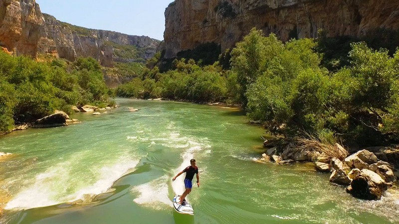 Onean Electric Jetboards-Upstream Surfing