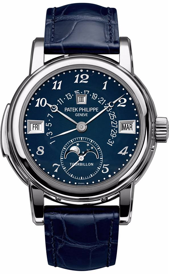 Only Watch auction 2015- a piece unique specifically for Only Watch 2015