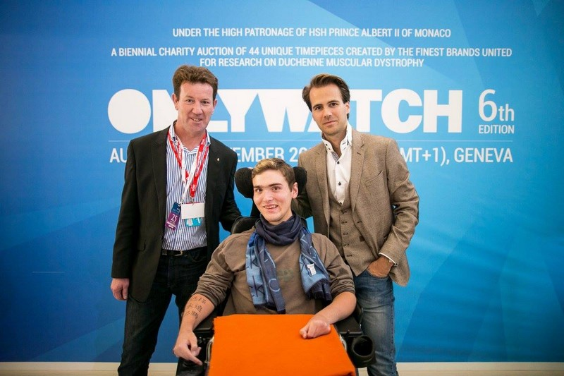 Only Watch auction 2015