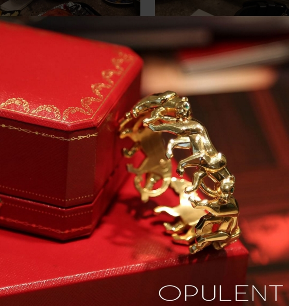 Opulent Jewelers - Cartier collection