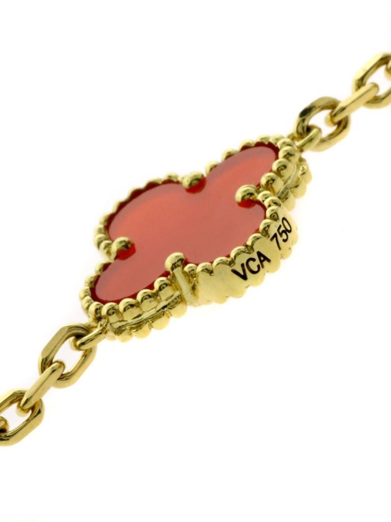 Opulent Jewelers  ---Van Cleef  & Arpels 750