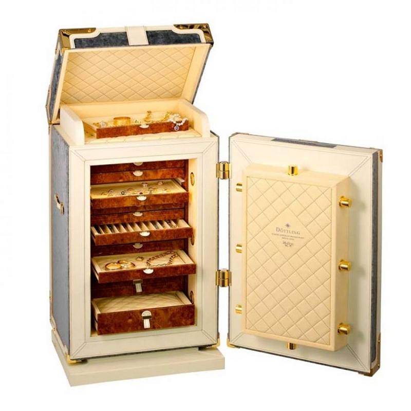 Opulent Jewelery  - Doettling Pauline jewelry safe