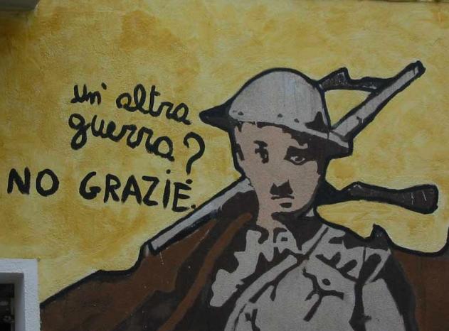 Orgosolo's wall paintings Sardegna-Sardinia Italy