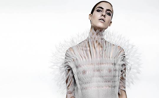 Origami - La camicia bianca secondo me - Gianfranco Ferré