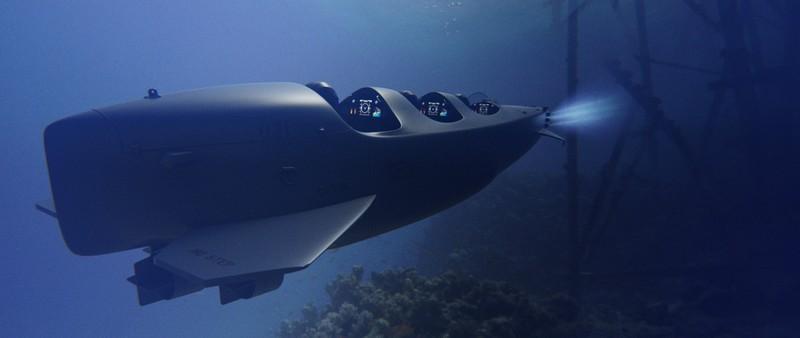 Ortega submersibles-
