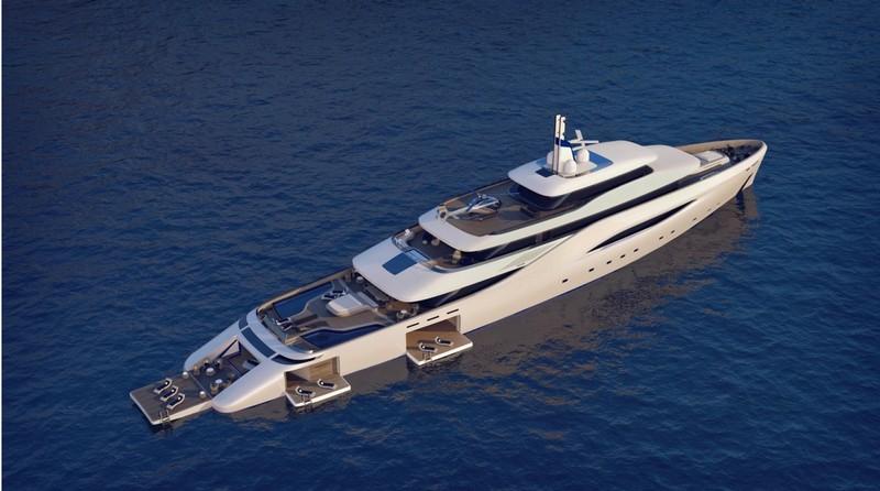 Ottancinque by Pinifarina at Monaco Yacht Show 2015-