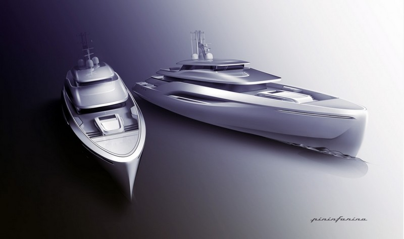 Ottancinque by Pinifarina at Monaco Yacht Show 2015--