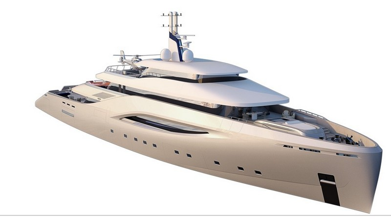 Ottancinque by Pinifarina at Monaco Yacht Show 2015