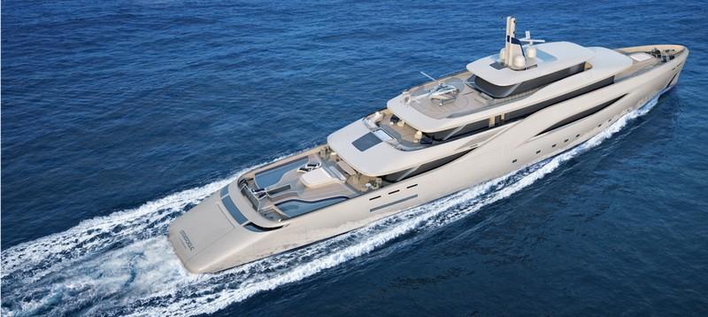 Ottancinque by Pinifarina debuts at Monaco Yacht Show 2015-
