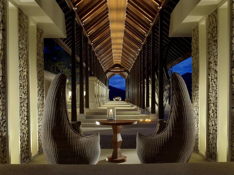 PANGKOR LAUT RESORT Malaysia--private island hotel