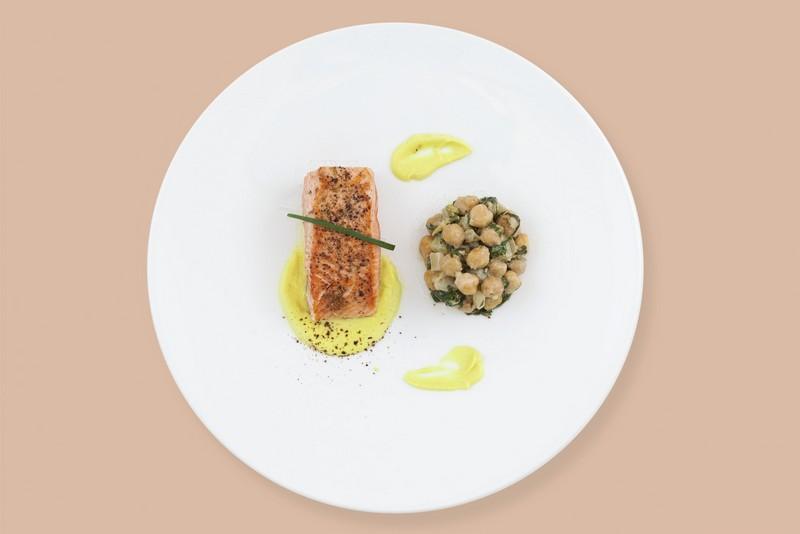 PLATS chef Boulud Plat J SAUMON0181