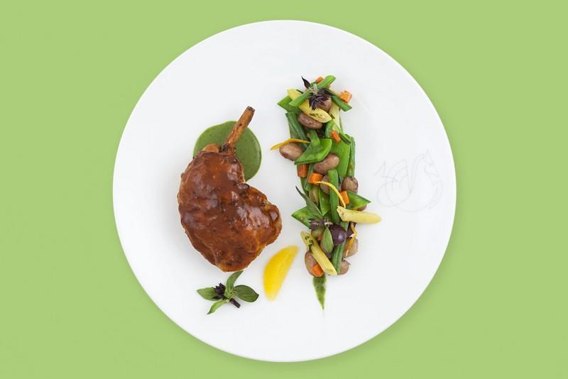 PLATS chef Boulud Plat P Poulet 0141