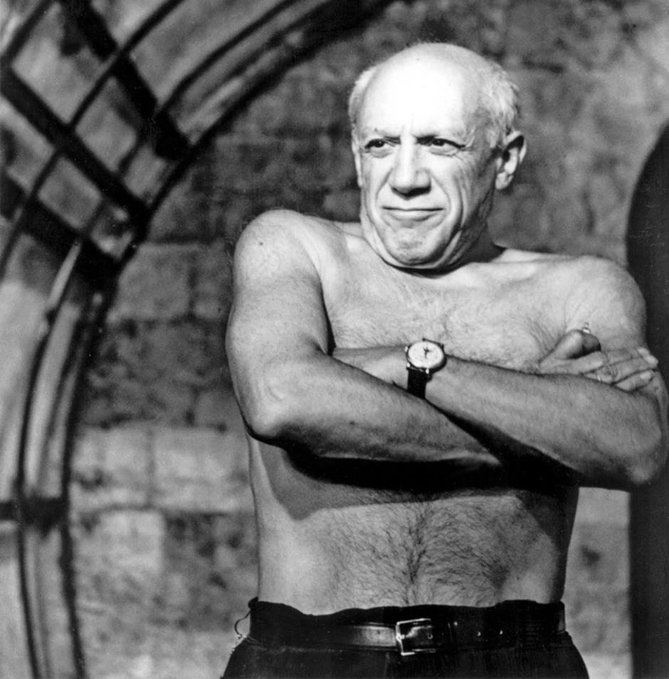 Pablo-Picasso-photo