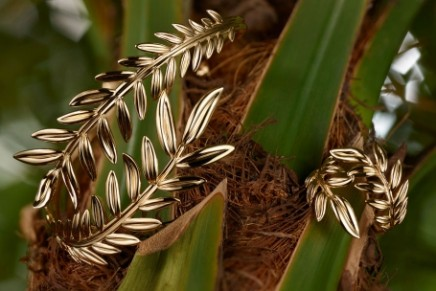 Ethical jewels just for oneself: Chopard's first jewellery line in Fairmined gold