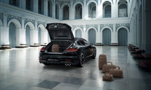 Panamera Exclusive Series. Built for 100 enthusiasts - 004
