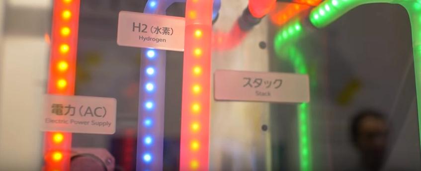 Panasonic Hydrogen cell