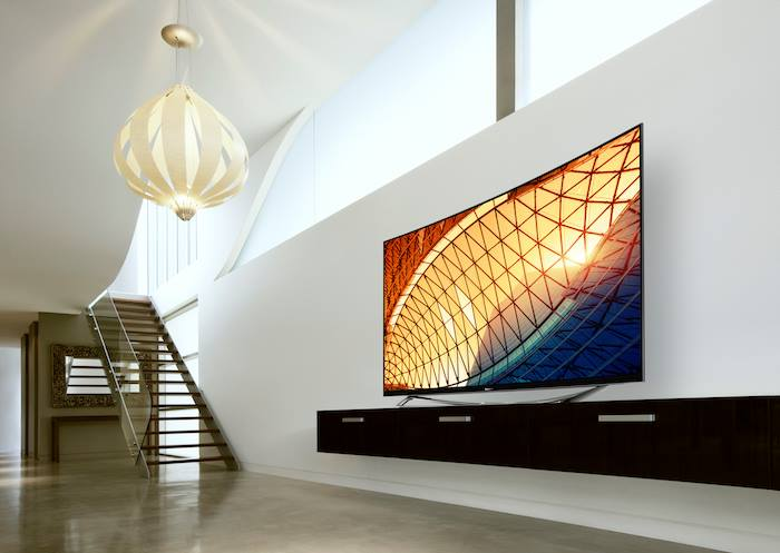 Panasonic goes OLED - new 65-inch 4K TV unveiled at IFA15