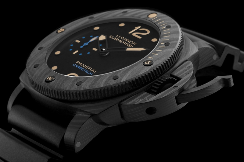 Panerai Carbotech Luminor Submersible 1950 Carbotech