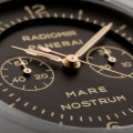 Panerai Mare Nostrum Titanio - the dial
