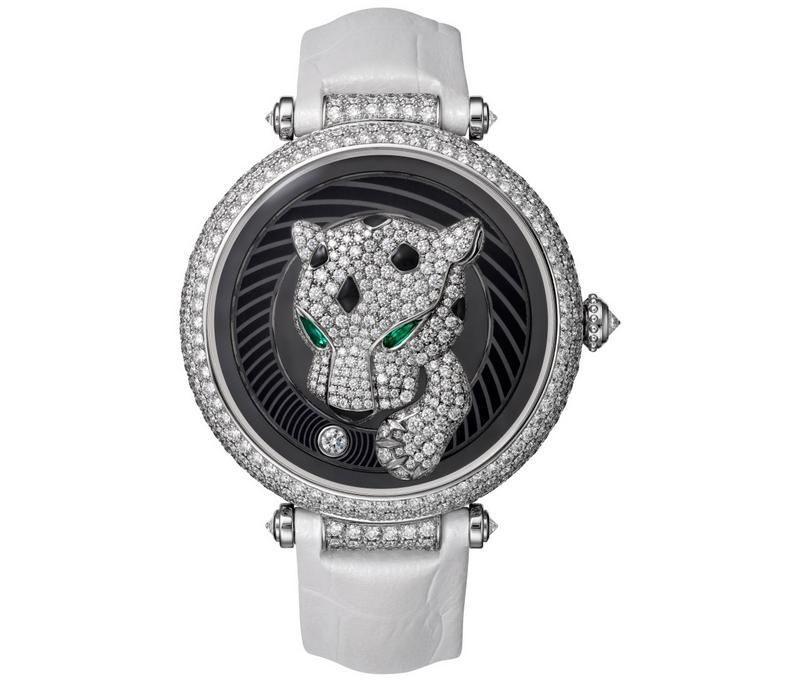 Panthere Joueuse de Cartier watch