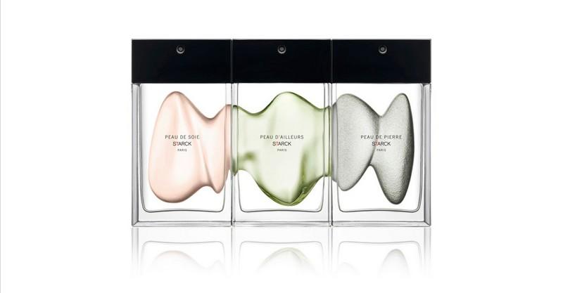 Parfums Starck Paris - artisanal fragrance range from Philippe Starck-